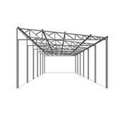 Estrutura Metálica - Treliças - Telhados