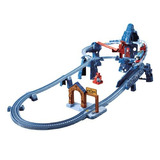 Pista De Carro Fisher-price Thomas El Tren Azul