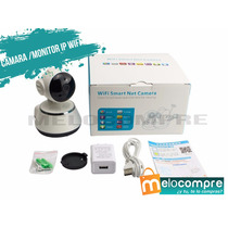 Camaras Seguridad Ip Inalambrica Wifi Hd Alarma Android/ios