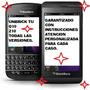 Software Repara O Actualiza Blackberry Z10 & Q10 Unbrick