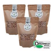 Kit Grão De Bico Orgânico Vero Nuttri (3 Un)