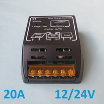Controlador De Carga 20a 12/24v.
