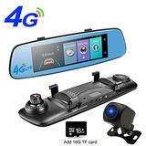 4g Car Dvr Wifi Mirror Car Camera Adas Gps Bluetooth Touch S