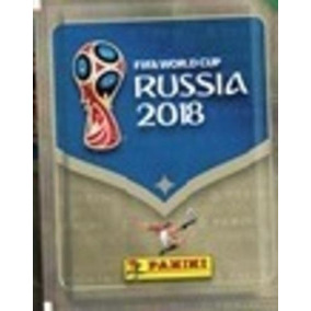 Figurinhas Da Copa Do Mundo Russia 2018 - Envelope Com 5 Fig