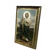 Cuadros De San Judas Tadeo 5piezas De 12cm