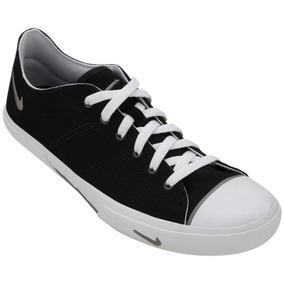 Tenis Nike Bisc Canv - Preto - Delabela Calçados