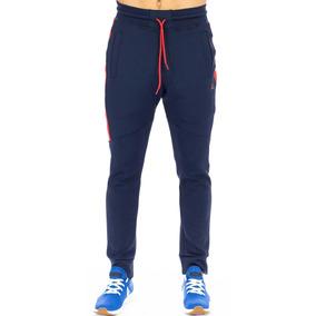 Pantalón Le Coq Sportif Ess Bbr Slim Pant N2 M Hombres