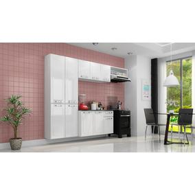 Cozinha Compacta Itatiaia Amanda - Branca
