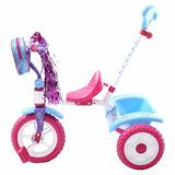 Triciclo De Frozen Marca Apache Original