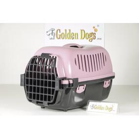 Jaula / Caja Transportadora Chica Para Mascota Envío Express