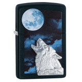 Encendedor Zippo Howling Wolf