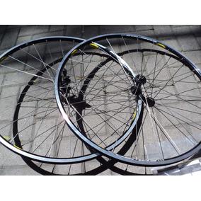 Roda Speed Mavic Cosmos Aro 700 Bike Bicicleta K7 Shimano