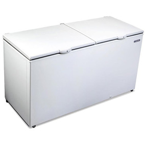 Freezer Horizontal Congelador Metalfrio Da550 546l - 110v
