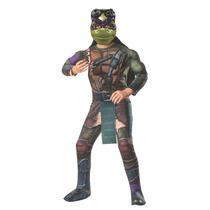 Disfraz Traje Infantil Personaje Tortugas Ninja, Donatello