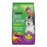 Dog Chow Adultos Mayores A 7 Años X 21 Kg - Mascota Food