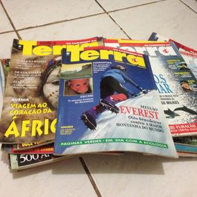 Revistas Terras Antigas E Em Perfeito Estado