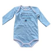 Body Infantil Canelado Divertido