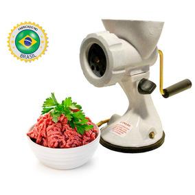 Kit 2 Moedores De Carne - Máquina Para Linguiças E Biscoitos