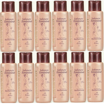Kit 12 Sabonete Liquido Feminino Barbatimão 200 Ml - Fashion