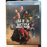 Blu-ray Liga De La Justicia / Justice League (2017)