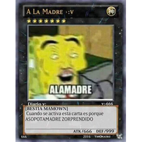 Pack De Memes (cartas Yu-gi-oh)