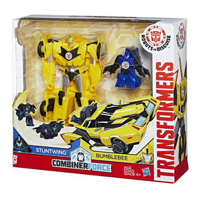 Robot Transformers Combiner Force 2en1 Varios Modelos