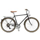 Retrospec Bicicletas Marco De Diamante Marte-7 Siete Velo...