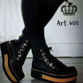 Zapatos De Mujer Borsegos