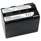 Bateria Y Cargador Canon Bp-970g Xl2 Xf100 Xf105 Xf200 Gl2