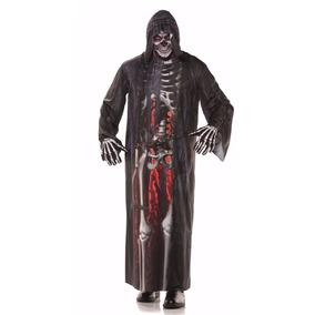 Disfraz - Túnica De Fiery Grim Reaper 7320807