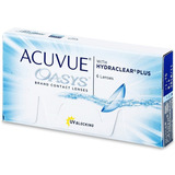 Lentes De Contacto Acuvue Oasys Hydraclear Plus+ Optica Look