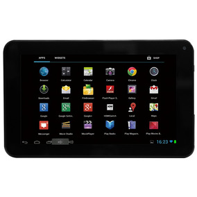 Tablet Lenoxx Tb-5400 Preto, Tela 7