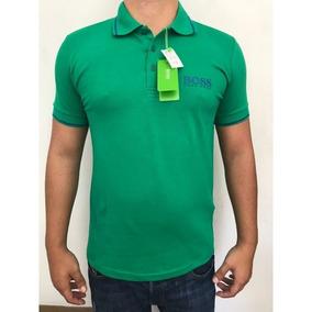 f2d984166d São Paulo · Kit 3 Camisas Polo Hugo Boss Cor A Escolher Frete Grátis