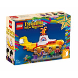 Lego21306 Original The Beatles Yellowsubmarine Envíogratis