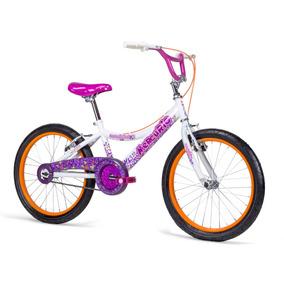 Bicicleta Mercurio Sweetgirl Rodada 20 Acero Modelo 2018