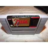 Zelda A Link To The Past Español Reprogp Super Nintendo Snes