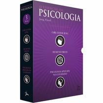 Livros - Box Essencial Da Psicologia (3 Volumes) #