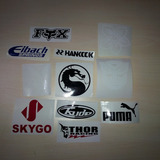 Stickers Calcomanias Rotuladas En Vinil Para Carros Motos