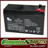 Bateria De 12v / 7 Ah Para Ups, Centrales Cerco, Otros