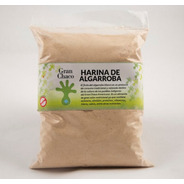 Harina De Algarroba Blanca. 500 Grs