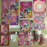 Kit Decoracion Fiesta Infantil My Little Pony
