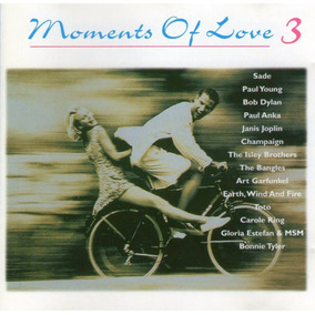 Cd Moments Of Love 3 (95622)