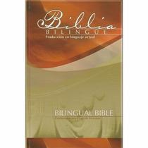 Bíblia Bilíngue Espanhol Inglês Lado A Lado Índice Capa Dura