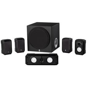 Yamaha Ns-sp1800bl De 5.1 Canales De Cine En Casa Sistema D