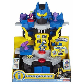 Batcaverna Imaginext Dnf93