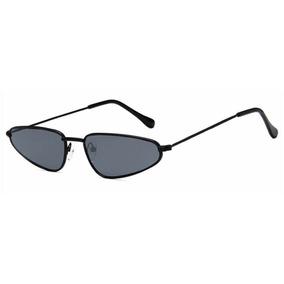 Oculos Retangular Vintage De Sol - Óculos De Sol no Mercado Livre Brasil 4780c934f9