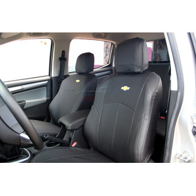 Capa Banco Couro Automotivo S10 2014 Lt 2.4 4x2 Flex