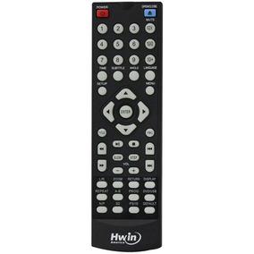 Control Remoto Inalambrico Para Dvd De Tv Marca Hwin America