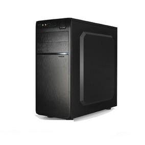 Pc Armada Cpu Amd A4 4000 4gb 1tb Completa Office Internet