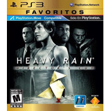 Heavy Rain Directors Cut Ps3, Nuevo Y Sellado